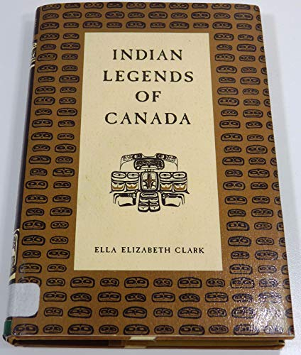 9780771021213: Indian Legends of Canada