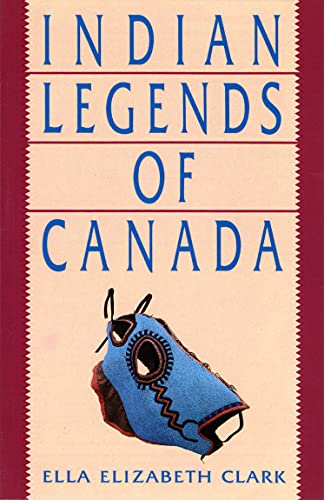9780771021220: Indian Legends of Canada