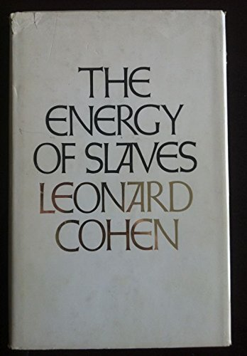 9780771022043: The Energy of Slaves