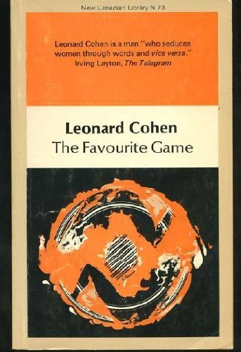 9780771022111: The Favourite Game (New Canadian Library)