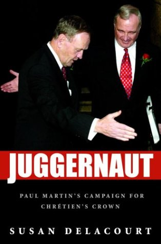 Juggernaut: Delacourt, Susan