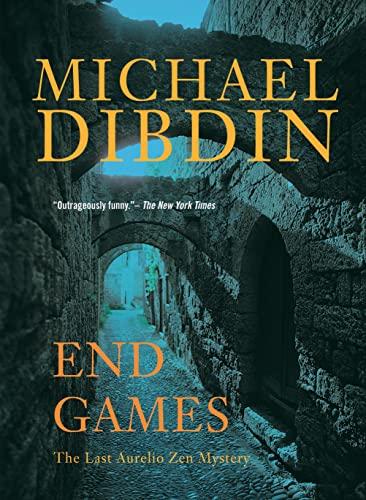 9780771027604: End Games: The Last Aurelio Zen Mystery
