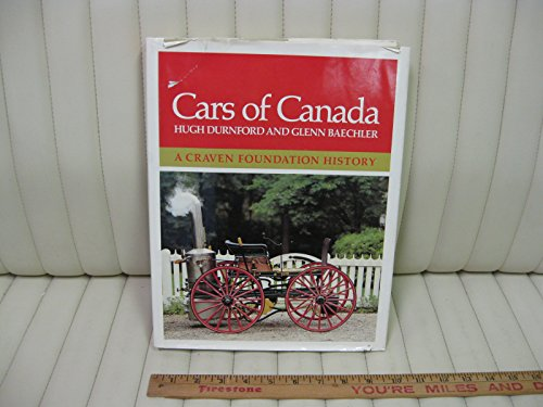 Cars of Canada (A Craven Foundation history): Hugh Durnford