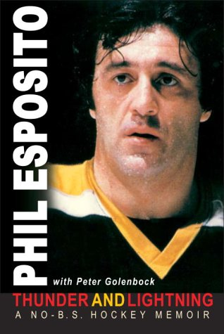 9780771030857: Thunder and Lightning : My No - B. S. Hockey Memoir