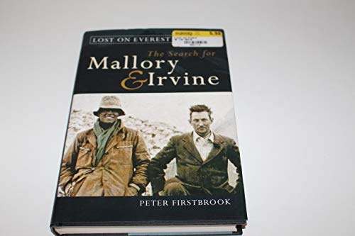 9780771031298: Lost on Everest: The Search for Mallory and Irvine [Hardcover] by