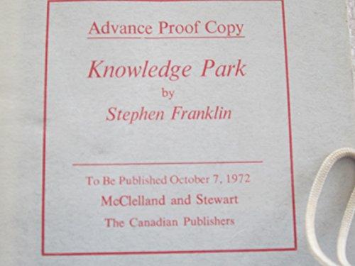 Knowledge park: Stephen Franklin
