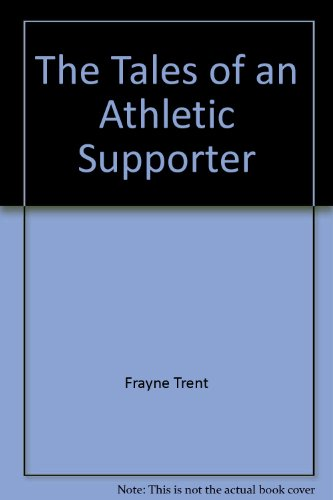 9780771032134: Tales of an Athletic Supporter