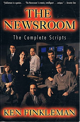 9780771032240: The newsroom: The complete scripts