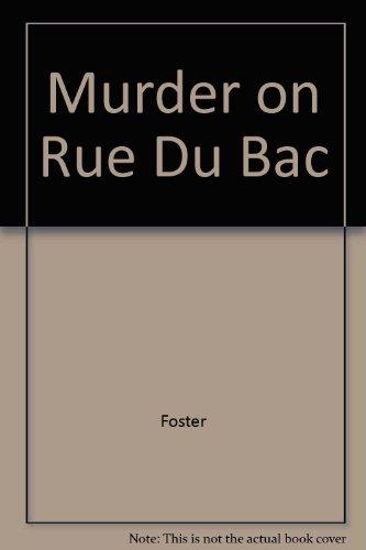9780771032424: Murder on Rue du Bac