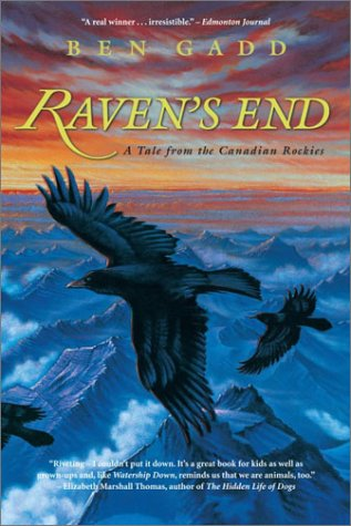 9780771032523: Raven's End: A Tale from the Canadian Rockies