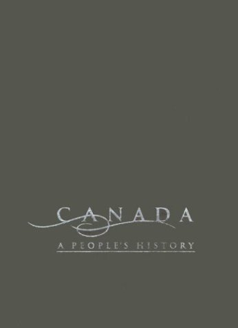 9780771033223: Canada:A People's History Boxed Set (Volumes 1 and 2)