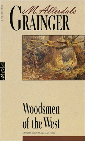 an analysis of the steam donkey in martin graingers woodsmen of the west
