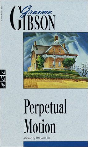 9780771034626: Perpetual Motion (New Canadian Library)