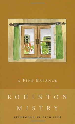 9780771034800: A Fine Balance