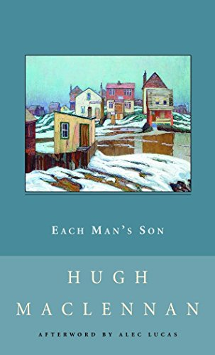 9780771034831: Each Man's Son (New Canadian Library)