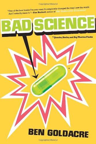 9780771035784: Bad Science: Quacks, Hacks, and Big Pharma Flacks