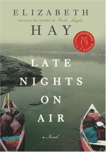 [signed] Late Nights on Air