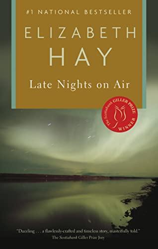 Late Nights on Air: Hay, Elizabeth