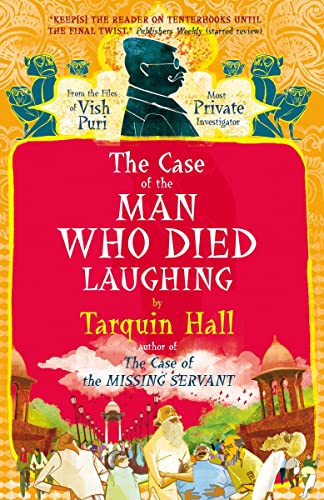 9780771038280: The Case of the Man Who Died Laughing: Vish Puri, Most Private Investigator