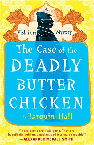 9780771038297: The Case of the Deadly Butter Chicken: Vish Puri, Most Private Investigator