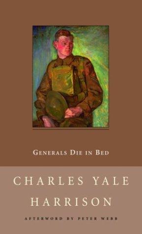 9780771039553: Generals Die in Bed