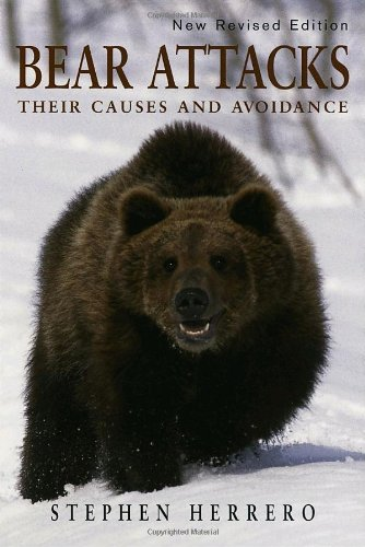 9780771040597: Bear Attacks: Their Causes and Avoidance
