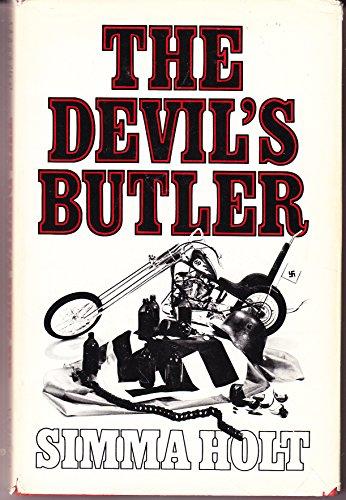 The Devil's Butler: Holt, Simma