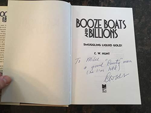 9780771042645: Booze Boats and Billions