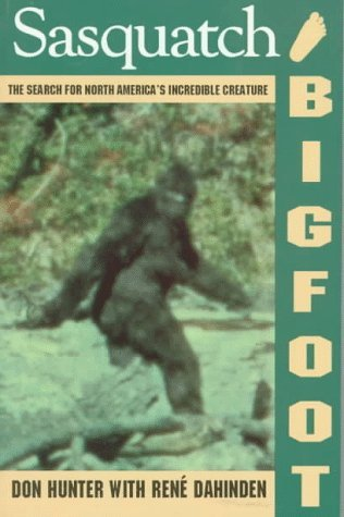 9780771042980: Sasquatch and Bigfoot : The Search for North America's Incredible Creature