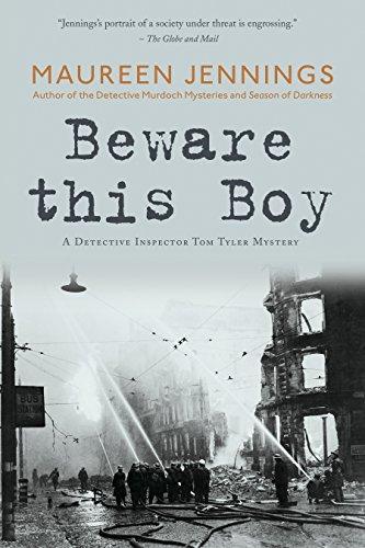 9780771043130: Beware This Boy (Tom Tyler Mystery Series)