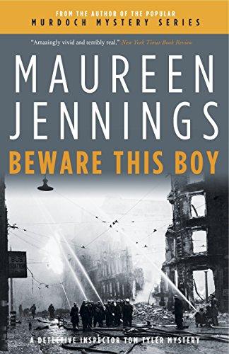 9780771043192: Beware This Boy (Tom Tyler Mystery Series)