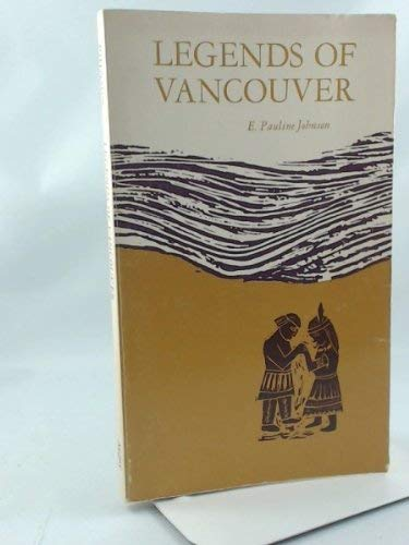 9780771044526: Legends of Vancouver