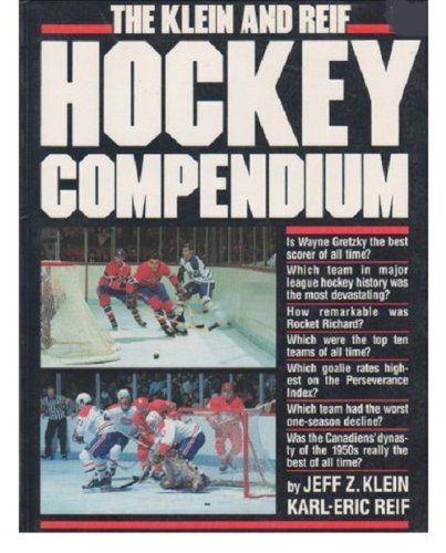 9780771045295: The Klein and Reif Hockey Compendium
