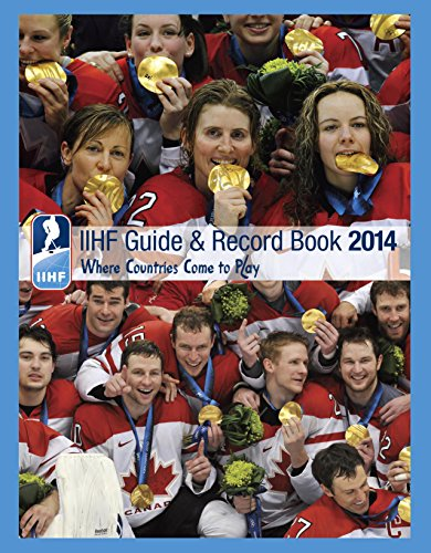 9780771046391: IIHF 2014 Guide and Record Book