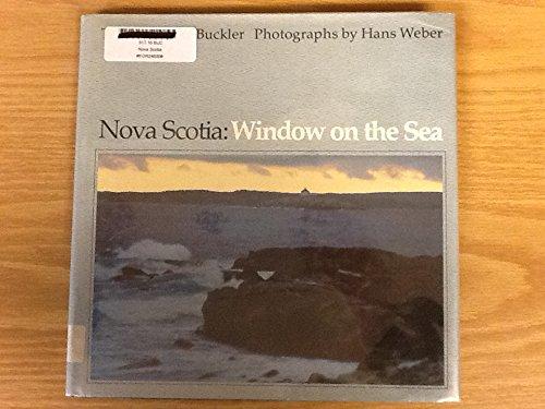 9780771046902: Nova Scotia: window on the sea;