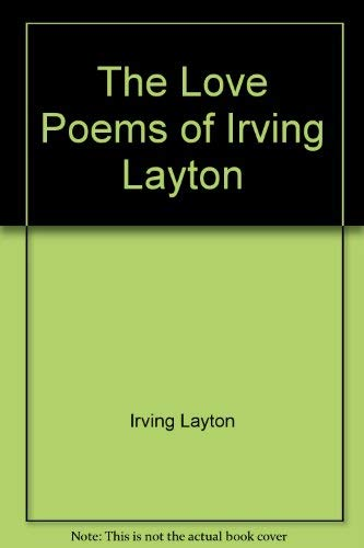 analysis of irving laytons staggered structured poem the human cry The soldier and the mountain there was some comfort in the scent of anti-bacterial sprays and other cleaning products masking the odor of human waste.