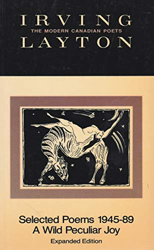 A Wild and Peculiar Joy: Selected Poems 1945-1989, Expanded Edition