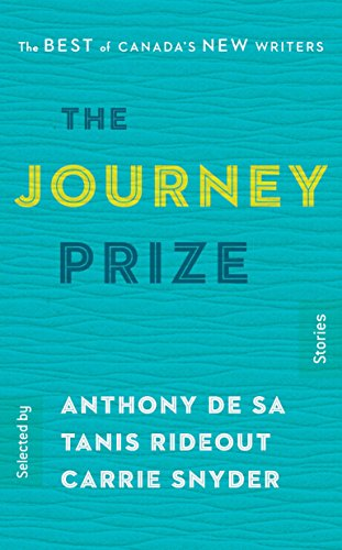 The Journey Prize Stories 27: Various