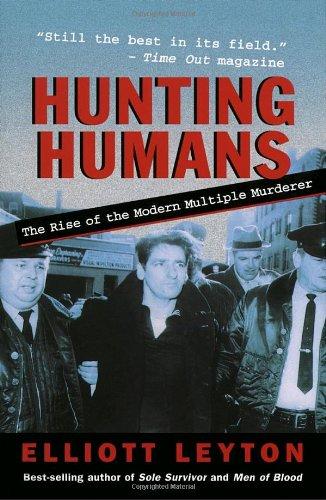 9780771053092: Hunting Humans
