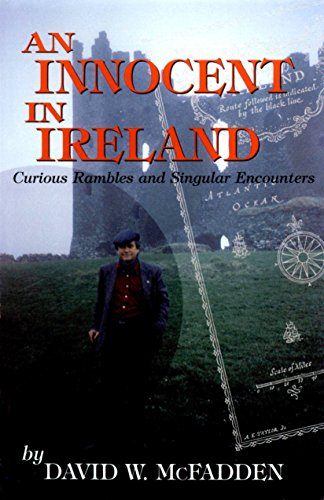9780771055270: An Innocent in Ireland: Curious Rambles and Singular Encounters [Idioma Inglés]