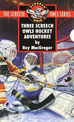 Screech Owls Boxed Set #4, Volumes 10-12: MacGregor, Roy