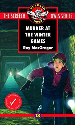 9780771056475: Murder at the Winter Games (Screech Owls Series #18)