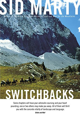 9780771056703: Switchbacks: True Stories from the Canadian Rockies