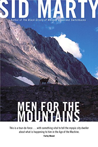 9780771056727: Men for the Mountains