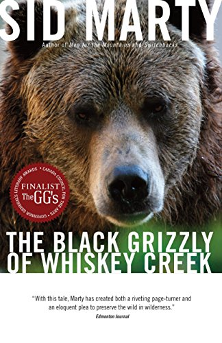 9780771056987: The Black Grizzly of Whiskey Creek