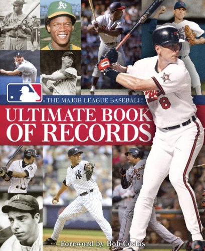 9780771057342: The Major League Baseball Ultimate Book of Records: An Official MLB Publication