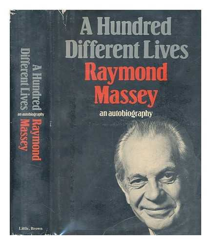 9780771058561: A hundred different lives: An autobiography