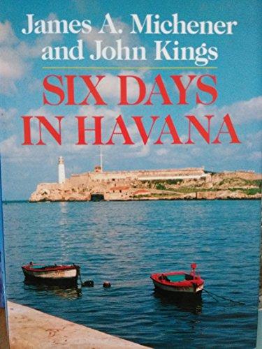 9780771058684: Six Days in Havana