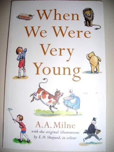 When We Were Very Young: Milne, Kieran