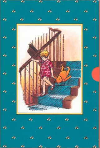 Pooh's Library: Winnie-The-Pooh, the House at Pooh Corner, When We Were Very Young, Now We Are...